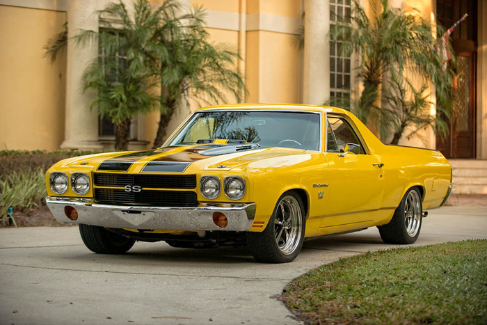 2015 Chevy Ss Sedan 1970 Chevrolet El Camino SS 396 - Muscle Car
