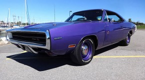1970 Dodge Charger R/T HEMI FC7 Plum Crazy