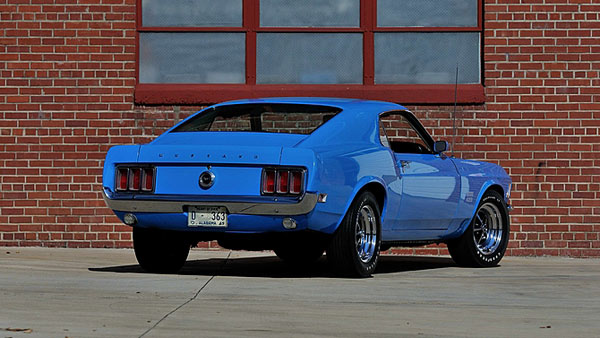 1970 Ford Mustang Boss 429 Fastback For Sale