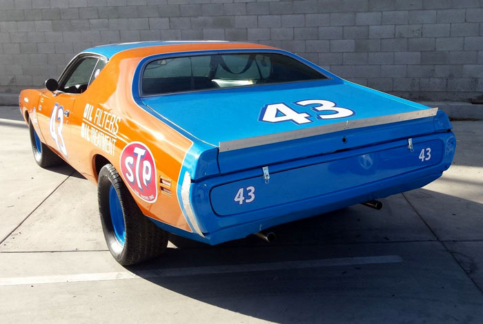 1971 Dodge Charger 43 Race Car 318 Richard Petty Muscle Car