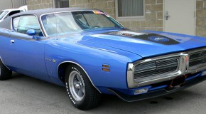 1971 Dodge Charger Super Bee Fastback 340 CI Automatic, B5 Blue, 1 of 320 produced