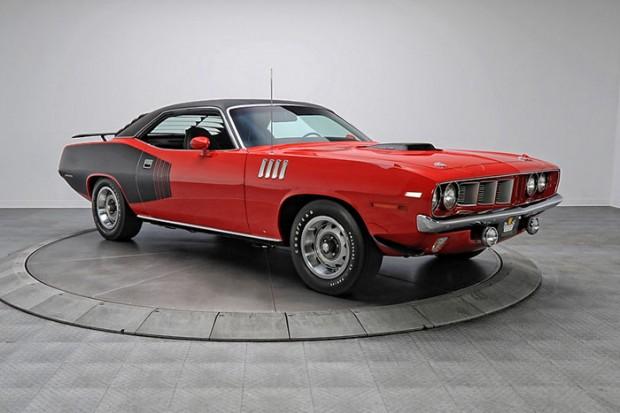 1971-Plymouth--Hemi-cuda,-Highest-Optioned-Hemi-drkljggkl11