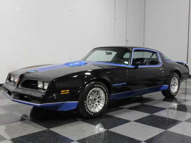 1978 Pontiac Trans Am 1 OF 1 DKM Macho-12