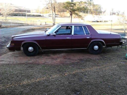1979 Chrysler Newport X Detective car by Rick White