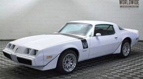 1979 Pontiac Fire Bird 383 Stroker Pro Touring. 425hp.