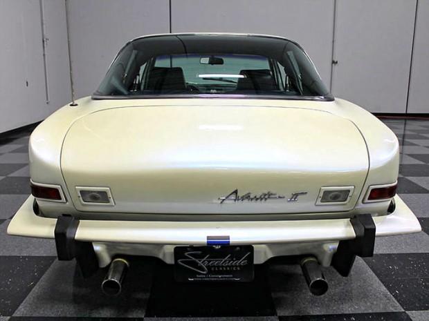 1982-Studebaker-Avanti-II,-383-V8,-One-Of-A-Kind156456