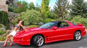 My 1999 Trans Am WS-6. LS-1. She runs!! By Danny Thompson