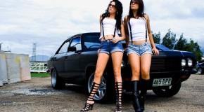 Muscle Car Girls 87431
