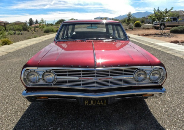 1965-Chevrolet-Malibu-Chevelle,-327-V8,-300-HP,-Holly-4-barrel,-2-Speed-Power-Glide11