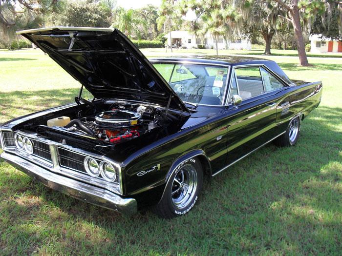 1966 Dodge Coronet 500 426 HEMI, 727 Auto, 1 of 1351