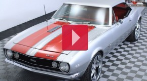 1967 Chevrolet Camaro SS 454 Restomod