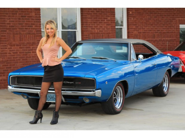 1968 Dodge Charger 3831