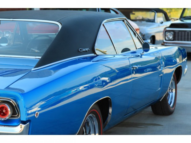 1968 Dodge Charger 3832