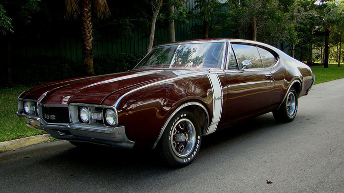 1968 Oldsmobile 442 325HP, 400ci., 391 Gears1