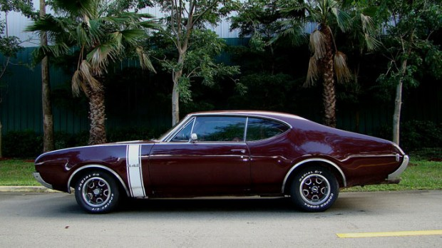 1968 Oldsmobile 442 325HP, 400ci., 391 Gears653