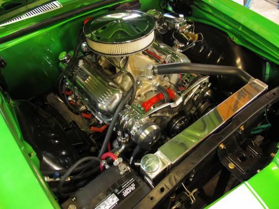 1969 Chevrolet Camaro  Pro Touring 396 BB 4 speed-141