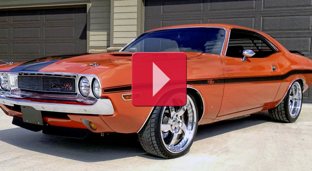 1970-Dodge-Challenger-RT,-Pro-Touring-600HP,-HEMI,-5-speed
