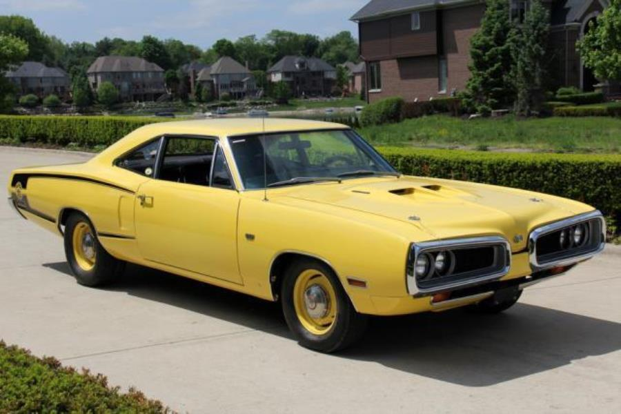 1970 Dodge Coronet Super Bee Rare 1 Of 36401