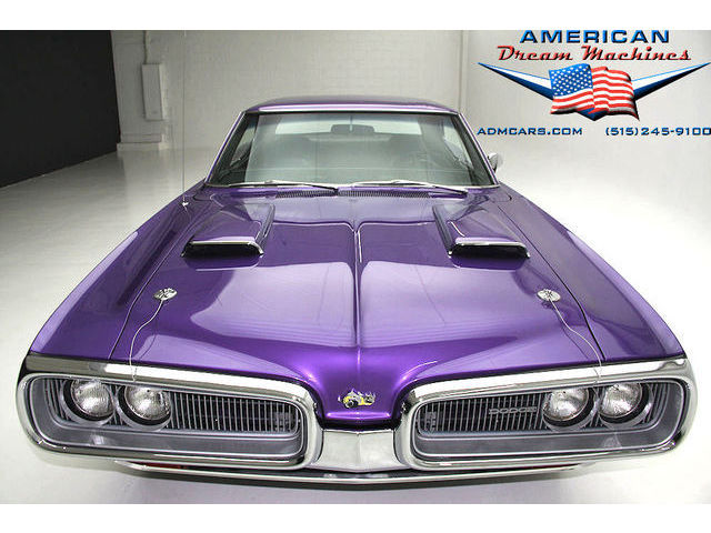 1970 Dodge Super Bee 440 727 Plum Crazy!-1