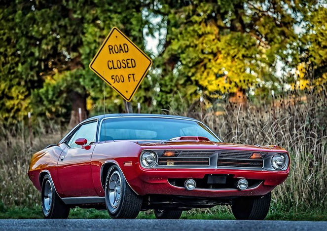 1970-Plymouth-Barracuda,-440+6-Six-Pack-Shaker-V-Code1