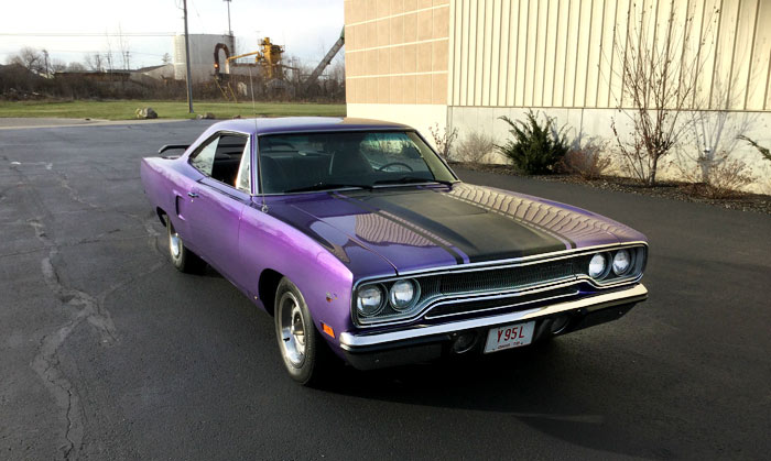 1970 Plymouth Road Runner 440 Air Grabber RM23 FC71