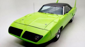 1970 Plymouth Road Runner Superbird 440 Six Pack, 1 of ONLY 716.