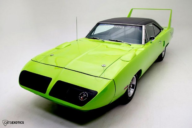 1970 Plymouth Road Runner Superbird 440 Six Pack 1 Of
