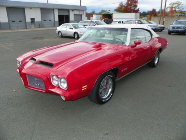 1971 Pontiac GTO 242 1