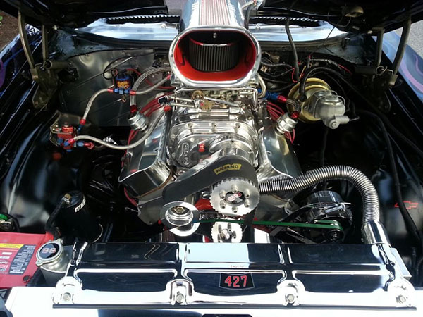 1972 Chevrolet Chevelle SS 427 Pro Street-13
