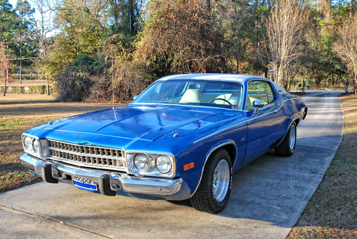 1973 Plymouth Satellite Sebring 4001