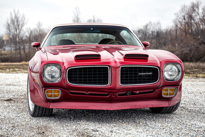 1973 Pontiac Firebird Formula 350 V8 4 Speed