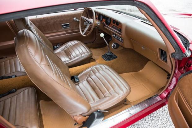1973 Pontiac Firebird Formula 350 V8 4 Speed567