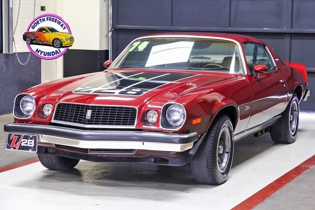 1974 Chevrolet Camaro Z28 LT 4 Speed