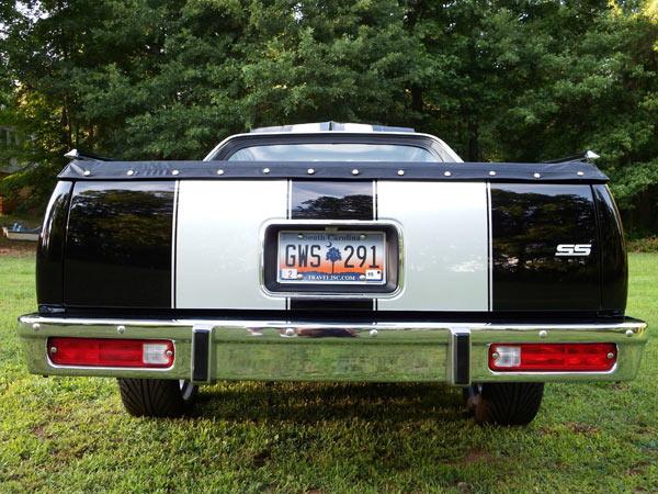 1979 Chevrolet El Camino 350cu3