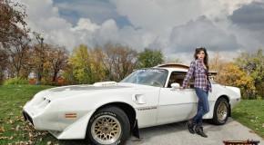 1979 Pontiac Firebird Trans Am By Michael Murphy.