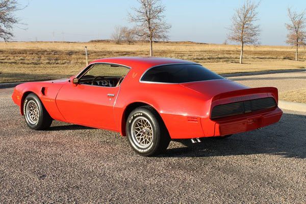 1979 Pontiac Trans Am WS-6 Suspension Package, Numbers Matching.2