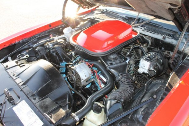 1979 Pontiac Trans Am WS-6 Suspension Package, Numbers Matching.3