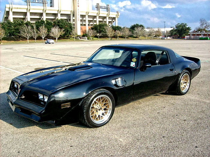 Pontiac Trans Am Restomod on 2000 Chevy 1500 4 3 Firing Order