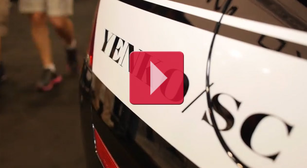 SEMA 2014 - Unveiling the SLP Performance Cars Yenko/SC 427 Camaro with Classic Industries.