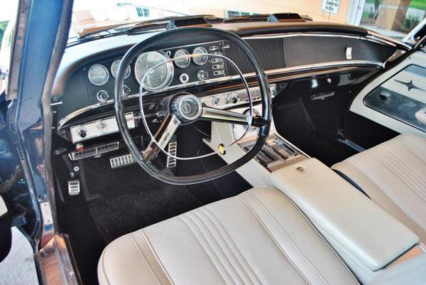 1964 Chrysler 300 K 413 Factory Cross Ram Induction3