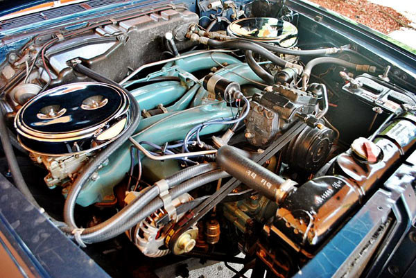 1964 Chrysler 300 K 413 Factory Cross Ram Induction1