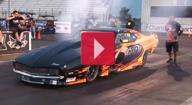 FASTEST 1/4 mile DOOR CAR ON THE PLANET