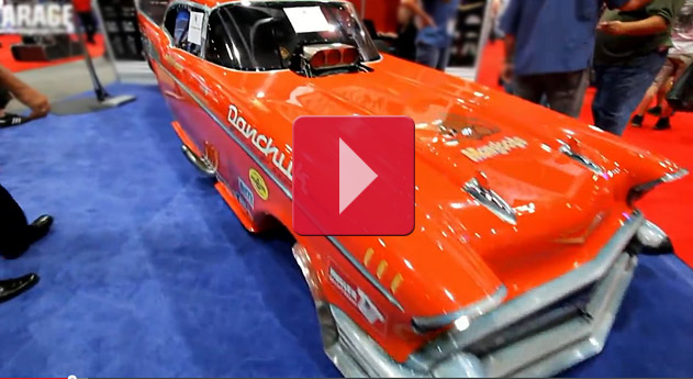 SEMA Show 2012 | Hot Rods, Muscle Cars