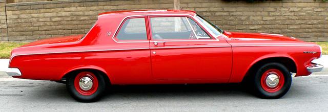 1963 Dodge 330 2 Door Sedan Max Wedge-1