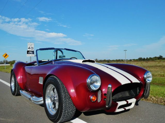 1965 Shelby Cobra Factory Five-1