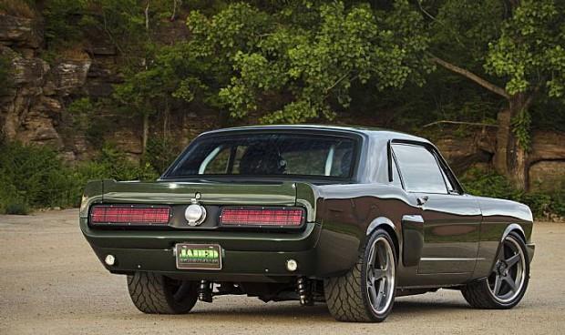 1966 Ford Mustang SEMA Show Car-12