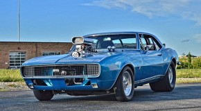 1967 Chevrolet Camaro RS Pro Street Muscle Car