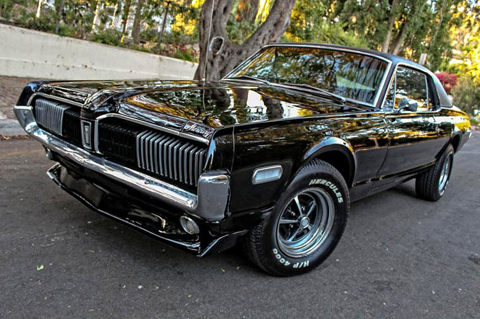 1968 Mercury Cougar 351W 4 Speed1