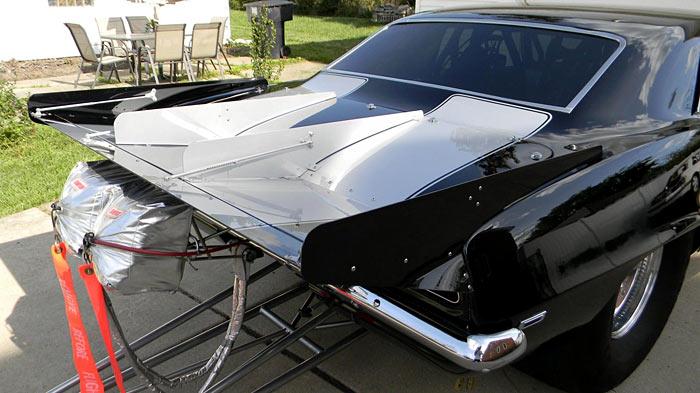 One Mean Looking 1969 Chevrolet Camaro Z28, 1,500HP ...