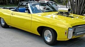 1969 Chevrolet Impala 454 Convertible
